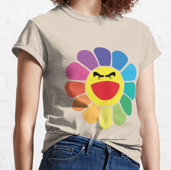 Takashi Murakami Happy Flower T-shirt classique