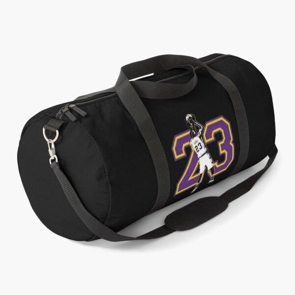 Lebron James 23 Duffle Bag