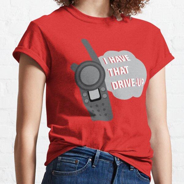Target Team Member- Drive up  Classic T-Shirt