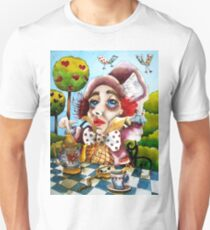 The Mad Hatter - time for tea Unisex T-Shirt