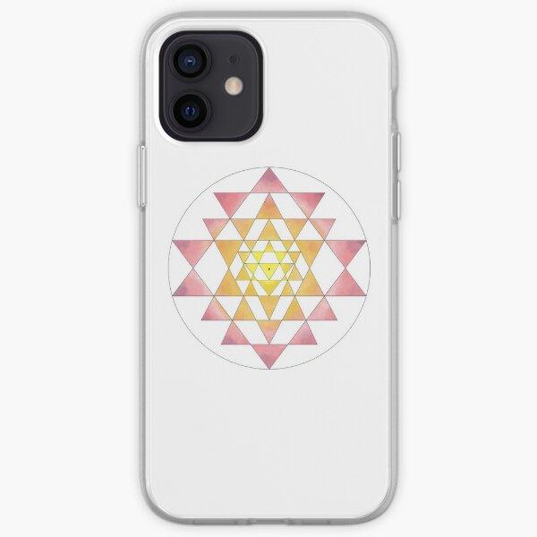 Sri Yantra 09 iPhone Soft Case