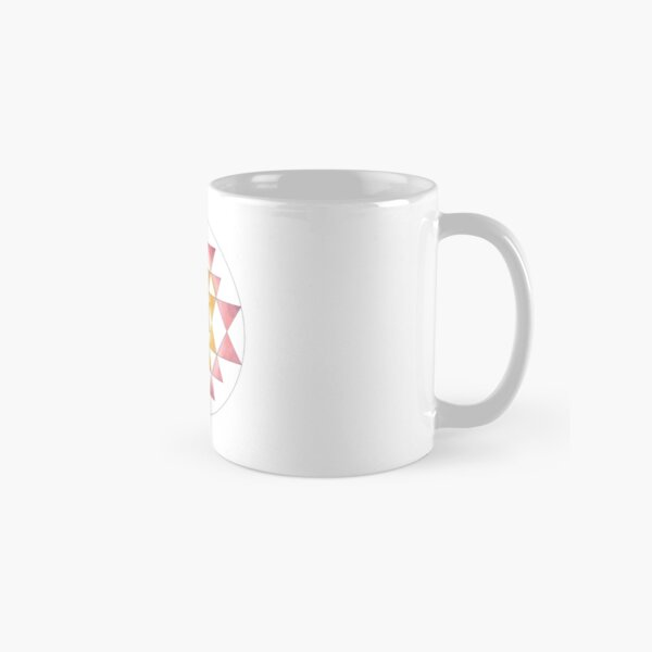 Sri Yantra 09 Classic Mug