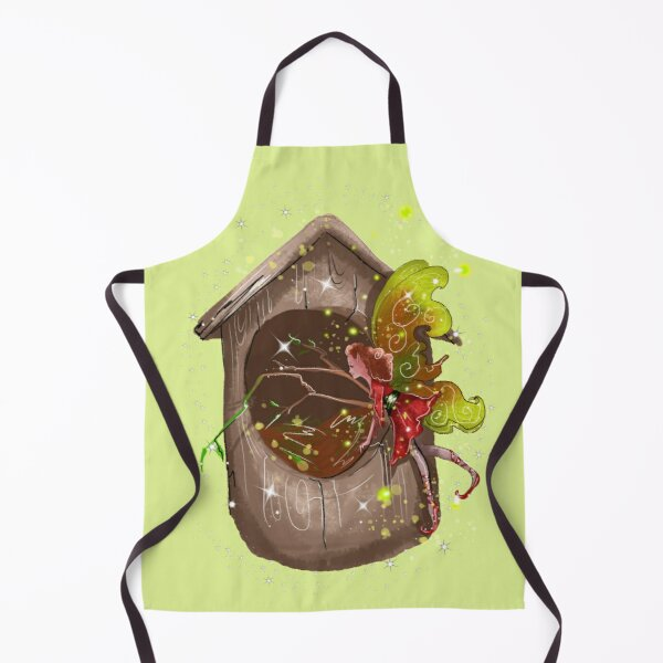 Nestie Shimmer The Birdhouses & Nests Fairy™ Apron