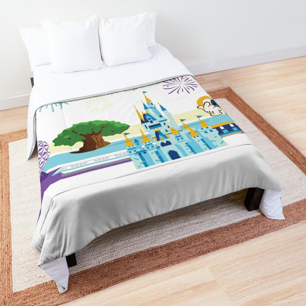 Magical Kingdom  Comforter