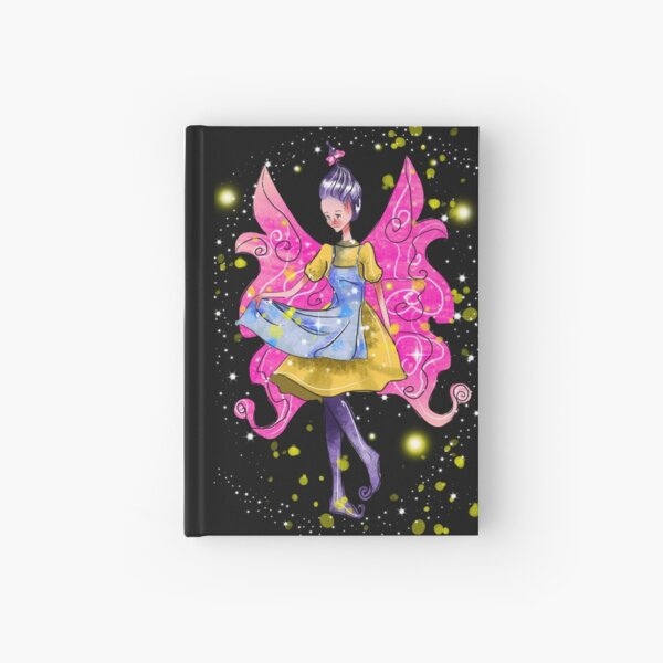 Abella The Apron Fairy™ Hardcover Journal