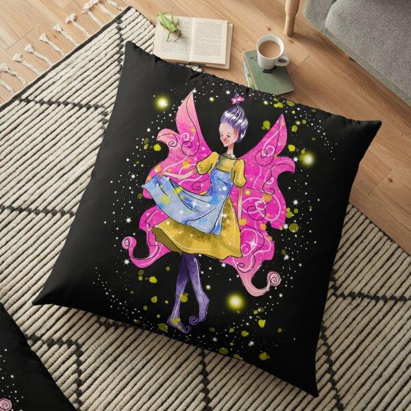 Abella The Apron Fairy™ Floor Pillow