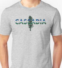 CASCADIA and The Doug Fir Unisex T-Shirt