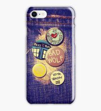 ♥ the Doctor iPhone Case/Skin