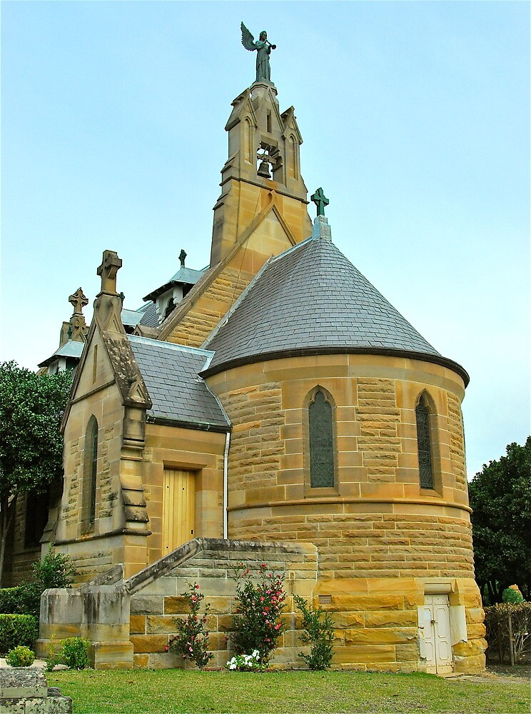 St. Michael the Archangel Chapel by Penny Smith