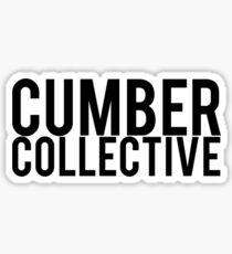 CUMBER COLLECTIVE Sticker