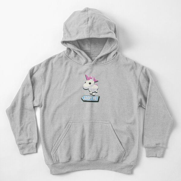 Unicorn Adopt me Roblox, Roblox Game, Adopt me Characters Kids Pullover Hoodie