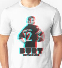 Burt Reynolds in 3D T-Shirt