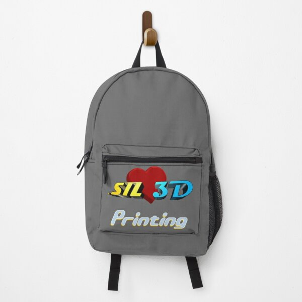 .stl heart 3D printing Backpack