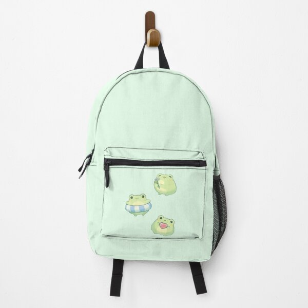Cute Frogs Backpack