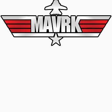 Custom Top Gun Style - MAVRK by CallsignShirts