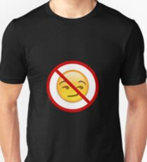 No Smirking Unisex T-Shirt