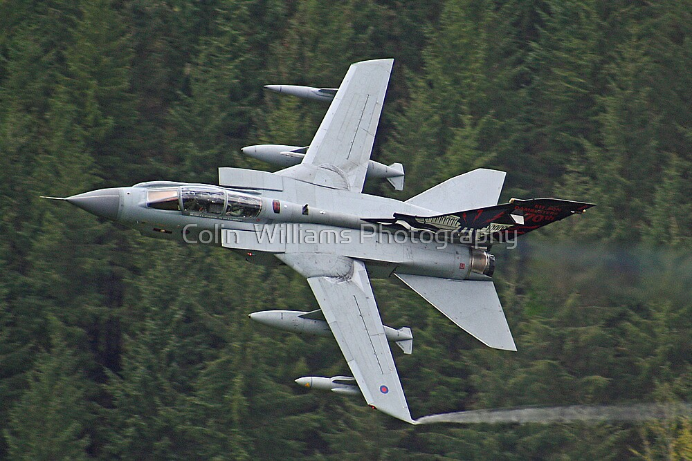 Dambusters 70 Years On - Flypast At The Derwent Dam - 6 by Colin  Williams Photography