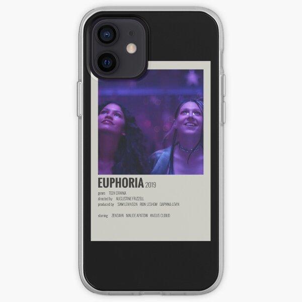 Euphoria Poster iPhone Soft Case