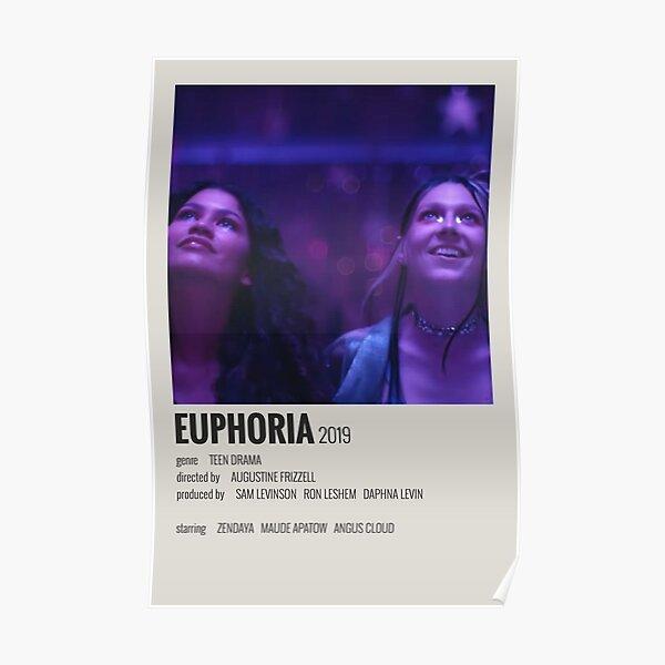 Euphoria Poster Poster