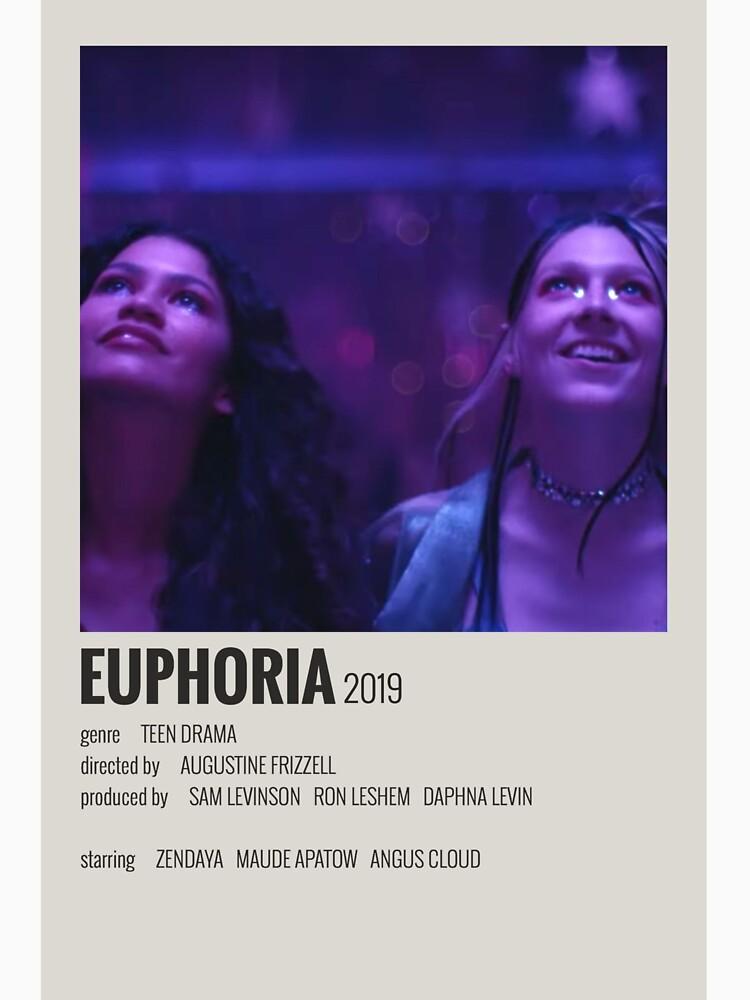 Euphoria Poster by immixrl