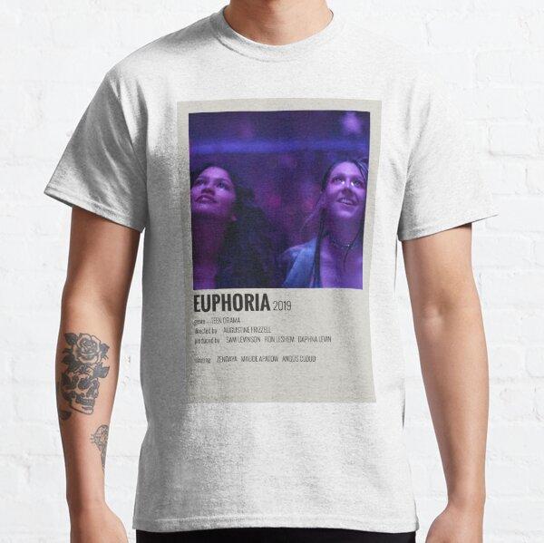 Póster Euforia Camiseta clásica