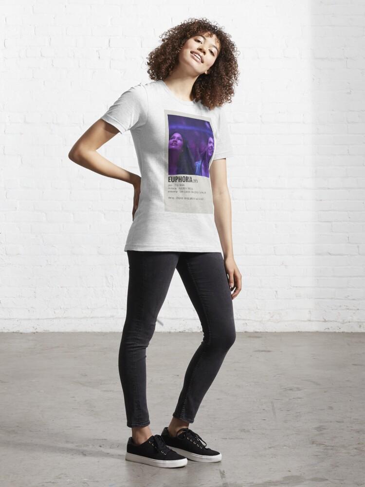 Alternate view of Euphoria Poster Essential T-Shirt
