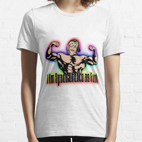 Space Ghetto as F*ck T shirt Essential T-Shirt