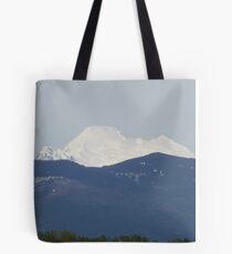 Skagit Valley View of Mount Baker Easton Glacier, USA Tote Bag