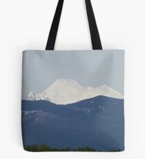Skagit Valley View of Mount Baker Easton Glacier, USA Tote Bag