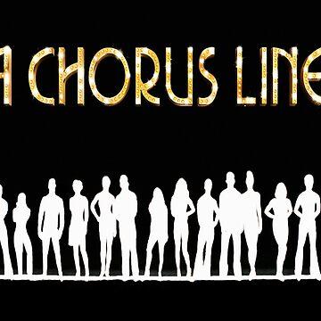 A Chorus Line Poster by meglauren