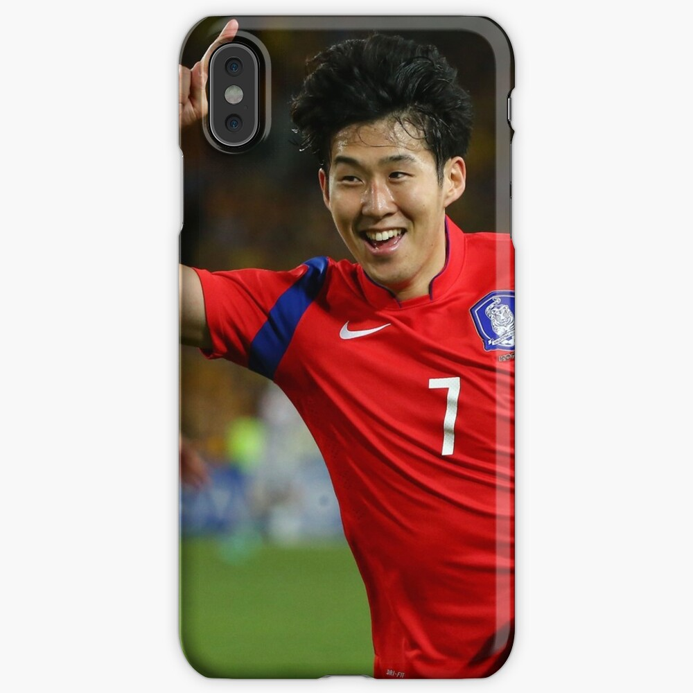 """""""Heung Min Son Korea """" IPhone Case & Cover By"""