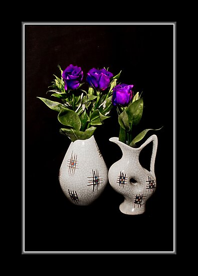 Todays Flowers 2 by Warren. A. Williams