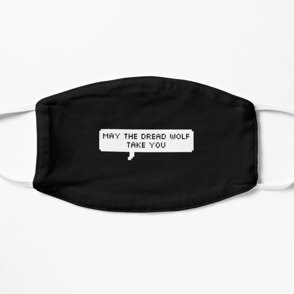 May The Dread Wolf Take You Mask