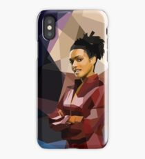 Martha fragged iPhone Case/Skin