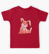 Red Bunny Rabbit Kids Clothes