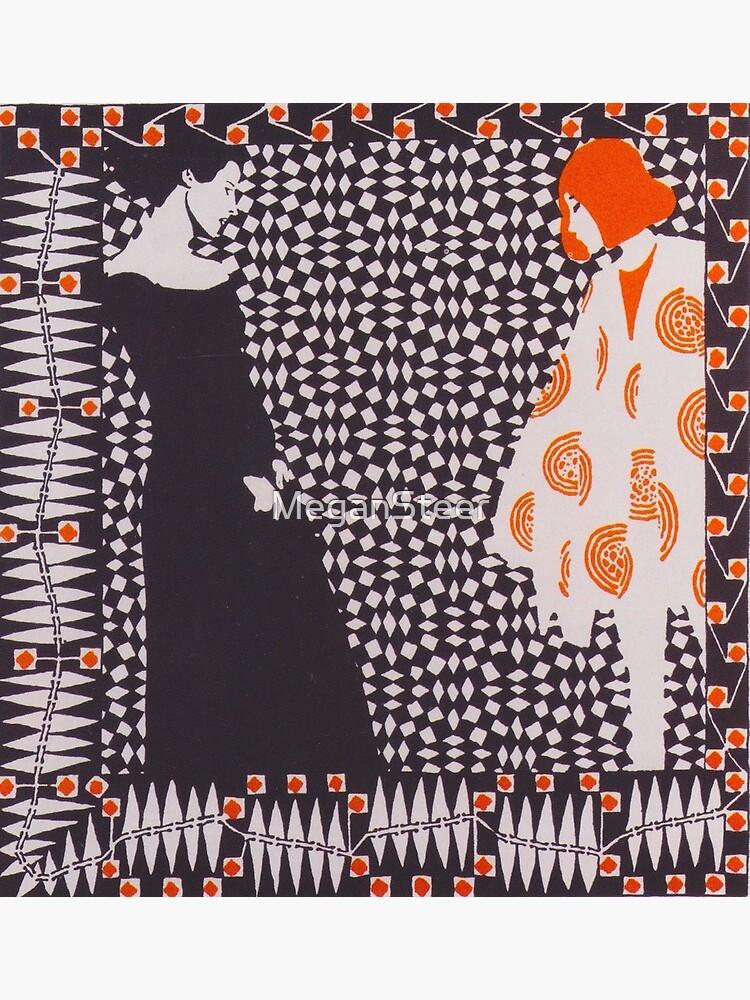 Early Spring by Koloman Moser, 1901 by MeganSteer