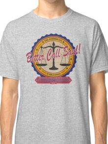 Breaking Bad Inspired - Better Call Saul - Albuquerque Attorney Parody Classic T-Shirt