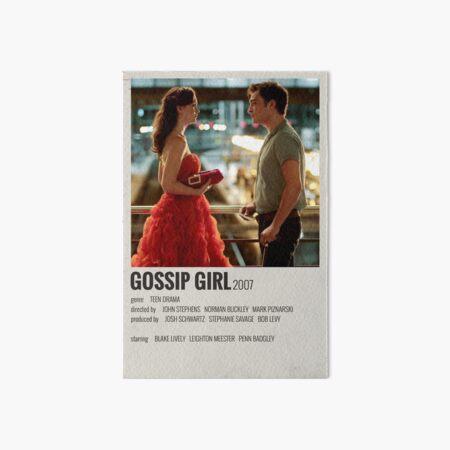 Cartel de la película Gossip Girl Lámina rígida