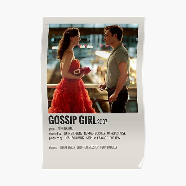 Gossip Girl Movie Poster Poster