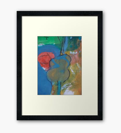city night series section 1 Framed Print