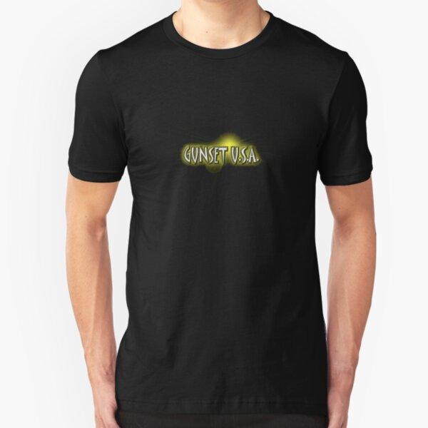 GUNSET U.S.A. Slim Fit T-Shirt
