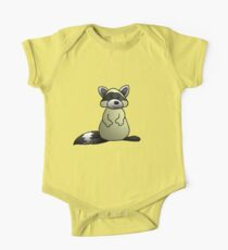 Yellow Raccoon Kids Clothes