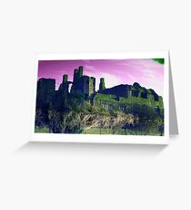 Mirror Landscape Greeting Card