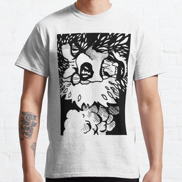 North: from The Faustian Voyages Classic T-Shirt