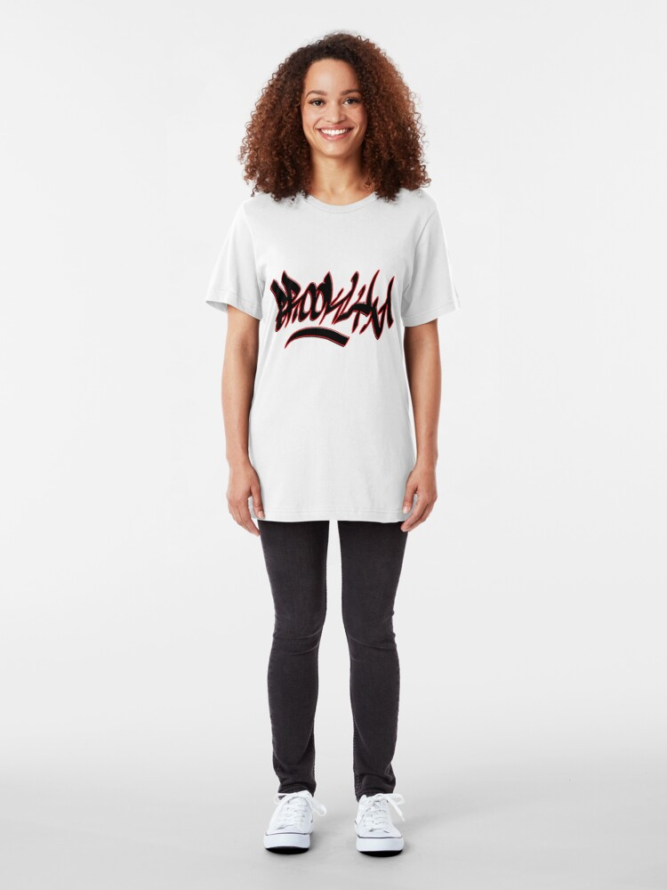 Alternate view of Brooklyn Slim Fit T-Shirt