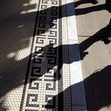Busy Strolls by JerryCordeiro