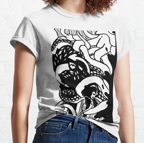West: from The Faustian Voyages Classic T-Shirt