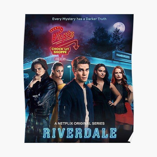 Riverdale Saison 3 Poster
