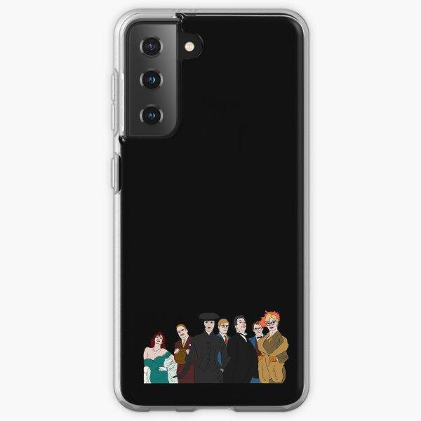 Clue Samsung Galaxy Soft Case