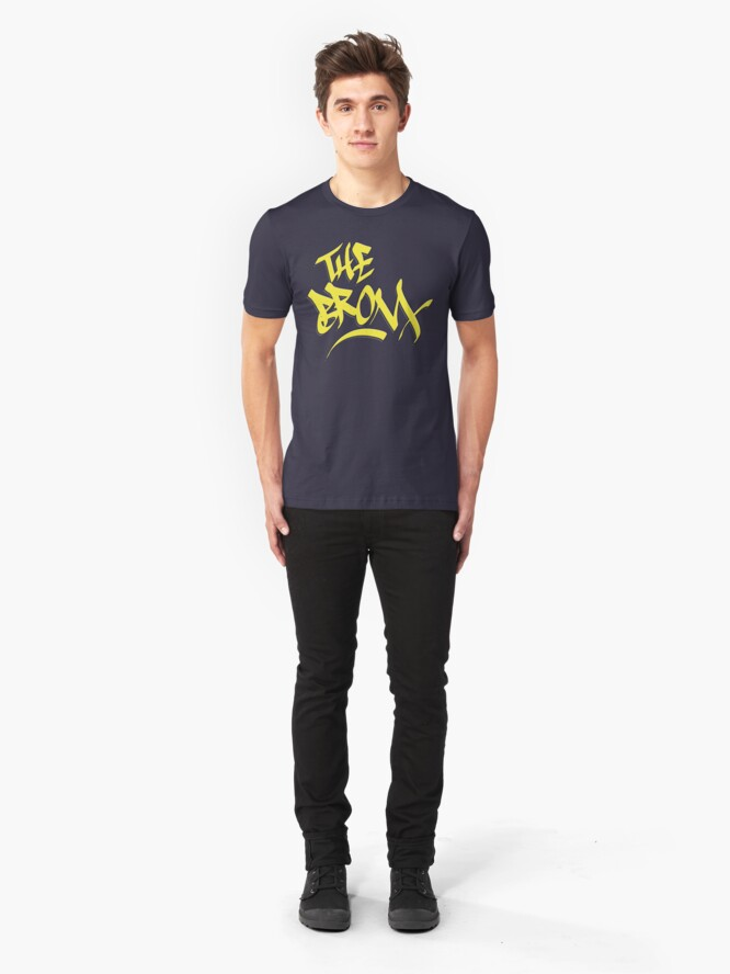 Alternate view of The Bronx Slim Fit T-Shirt